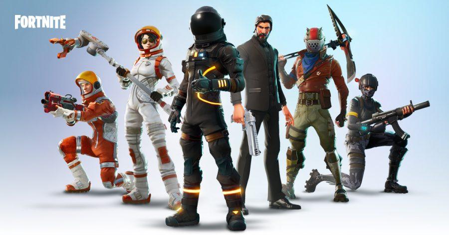 Fortnite+Gaming
