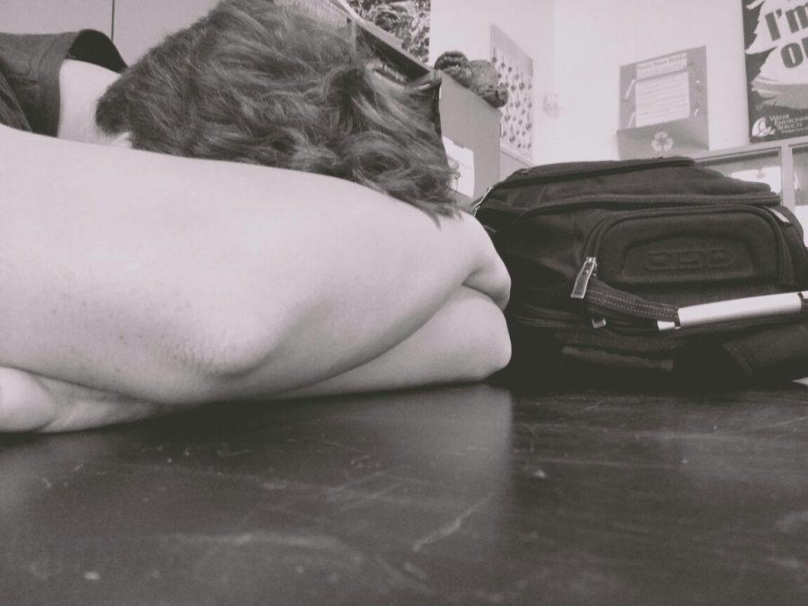 Sleeping Through School