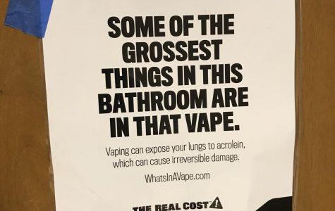 Vaping warnings.