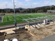 Nelson football field