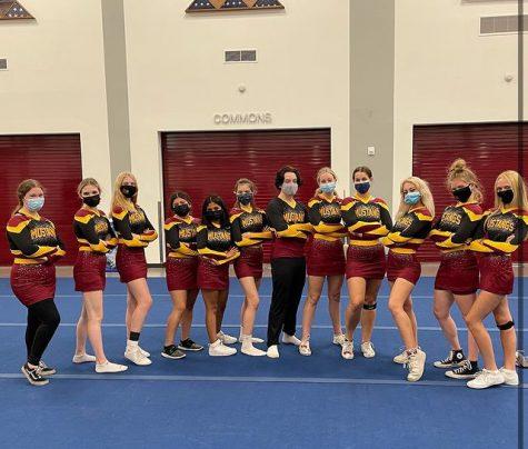 Milwaukie High Schools Cheer Squad